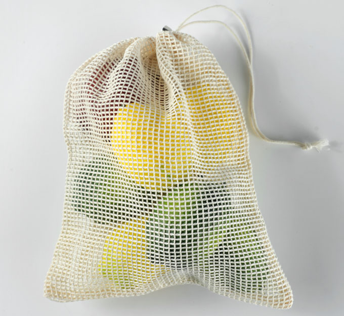 Eco friendly fruit bags