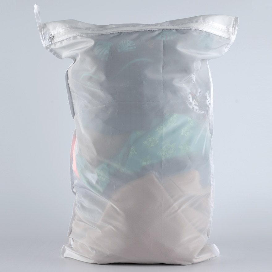 Custom commercial laundry bags